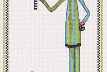 Cross Stitch - Funnies / by Catherine Gill