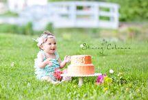 Taytum's 1st Birthday / by Michelle Parsons
