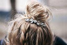 Hair Inspiration / by Megan Conlon-Duba