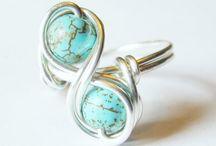Jewelry ideas-rings / by LORI BOHANON