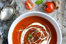 Soups & Creams / by Anna Barri