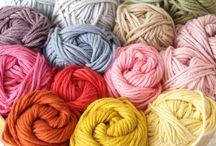 Yummy Yarn / by Amy Little Doolally