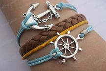 Bracelets / by Classy Lil Miss