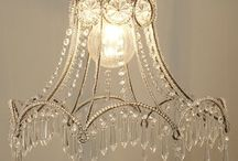 Lamps and Lamp Shade ideas / by Melody Holloway