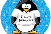 Penguins! / by Natalie KnitsByNat