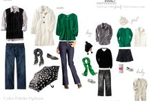 Portrait Clothing / This is an inspiration board to help my portrait clients in choosing outfits for their portrait sessions. The photos in this board are not mine, unless otherwise noted. / by Erin Gibbens