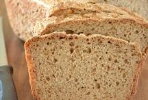 Bread recipes / by Shonette Brown-Silva