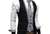 Suit up Men / by Vega D'Mello