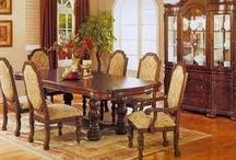 Dinning Room Ideas / by AbbeyBeast