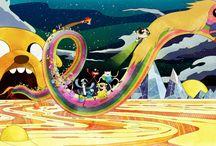 Adventure time / by Vonne Lara