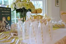 Make way for ducklings baby shower  / by Kelly Downing - TinySophisticate & Making It Paleo