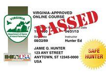 Virginia / by Hunter Ed