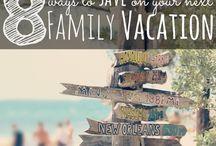 Family vacation  / by Tiffany Nield