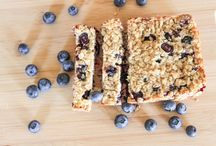 Recipes: Bars and Brownies / by Rebecca Pytell @ Strength and Sunshine