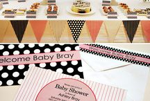 Baby Shower / by Melissa