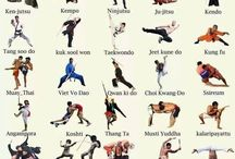 martial arts. / Favourite and interesting  martial arts  / by Kngcon Reborn