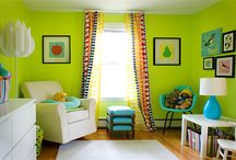 Home Decor- Nursery for the little Saltine / It's a Girl :) / by Katie Salter