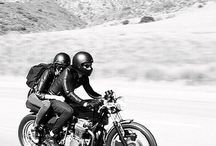 Hit the road! On2Wheels! / Motorcycles and motors and well... cycles! / by Hrvojè Hrvoic