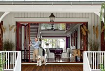 Porch Sitting, Y'all! / decor and ideas for outdoor living / by Erin Clarke