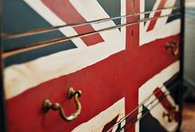 London style / Union Jack / by Gédane