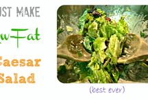 Super Salads! / When it comes to veggies, I'm part rabbit.  I love a good salad.  Here's where I pin my favorites and new salads to try! / by Heidi Fowler {OneCreativeMommy.com}