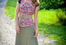Modesty shirts / by HALFTEE Layering Fashions