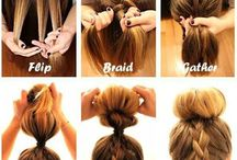 Girlies hair ideas / by April Kendall