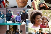 First Family The Obamas / by delores kerrin