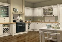 Kitchen Cabinets / Kitchen Cabinets, As you spend a lot of time in your kitchen to prepare your husband and children food, so you need a friendly and functionally place, that helps you to make your food faster and easily and to not feel boring while cooking. Renovating your kitchen cabinet can enhance your home beauties and elegance. You can choose your kitchen cabinet from different types and styles of cabinets. / by kitchen designs 2014 - kitchen ideas 2014 .