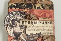 Steam Punk / by Kellie Fortin
