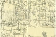 Lines and World / Drawing, Drawing! / by Hikmat Darmawan