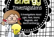 WLE-3rd Grade Science / Pin your cool science stuff here! / by Dawn Barlow