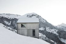 Cabins / by Cushla Keaney