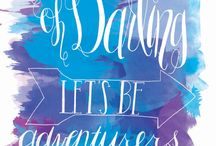 Lovely Wordings / by Kayla Campbell