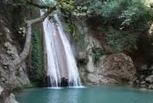 waterfalls / by Deb Michaud Crasnick