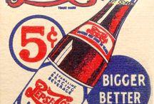 Pepsi Cola / by Charlotte Slater