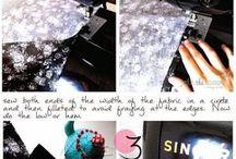 Sewing / by Melody Reno-Ewen