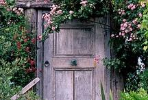 garden / by Betty Bonner Elliott