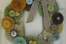 Wreaths / by Lynne Clark