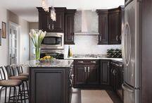Kitchen Ideas / by Hoffman Kitchen and Bath