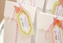 Party Favors / by Nadia Ratner