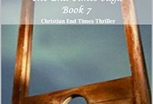 Times of Tribulation / by Cliff Ball - Author