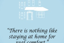 Home Sweet Home - Quotes / Quotes about loving your home / by GL Homes - New Homes in Florida