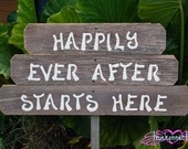 wedding signage / by yourwedding atlochlomond