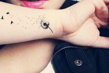 Tattoos / by Maia Götz