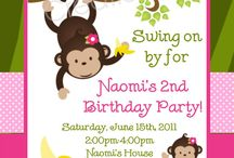 Shays second PARTY / by Sarah Simon