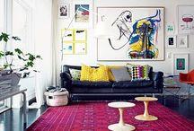 Gallery Walls / by Amy @ eyeseepretty