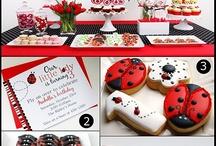 Birthday Party Ideas / by Beth Holycross-Knapp