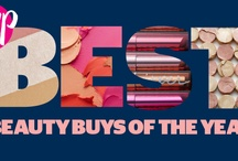 Beauty MVP Award Winners / The best beauty buys of the year. / by REDBOOK Magazine
