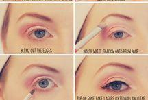 Pretty Makeup / by Kitty Revolution